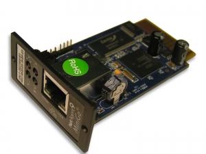SNMP/Web адаптер