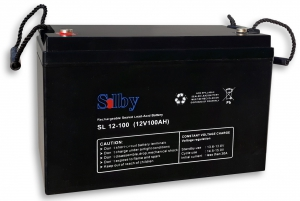 Аккумуляторная батарея Solby Sl-12-100